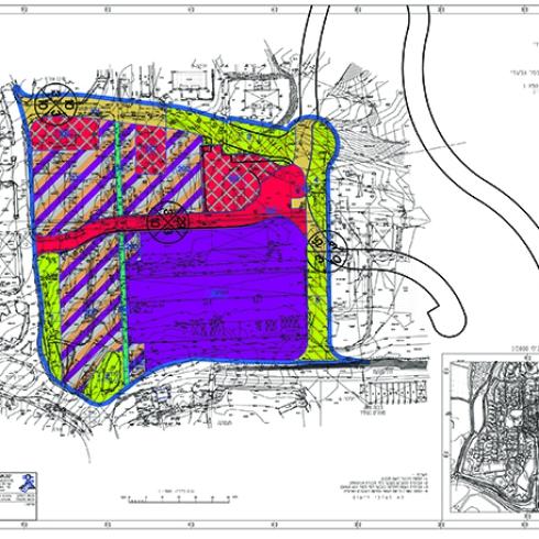 תכנון ערים ואזורים
